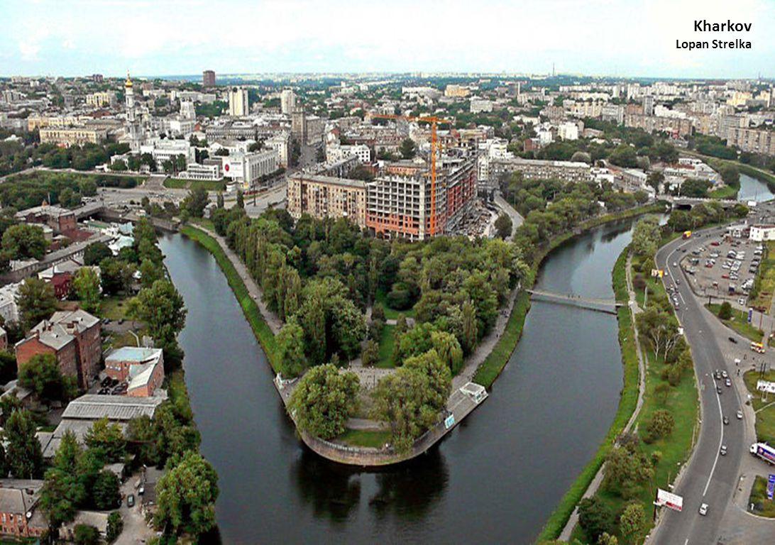 Kiev: Chrám svatého Ondřeje