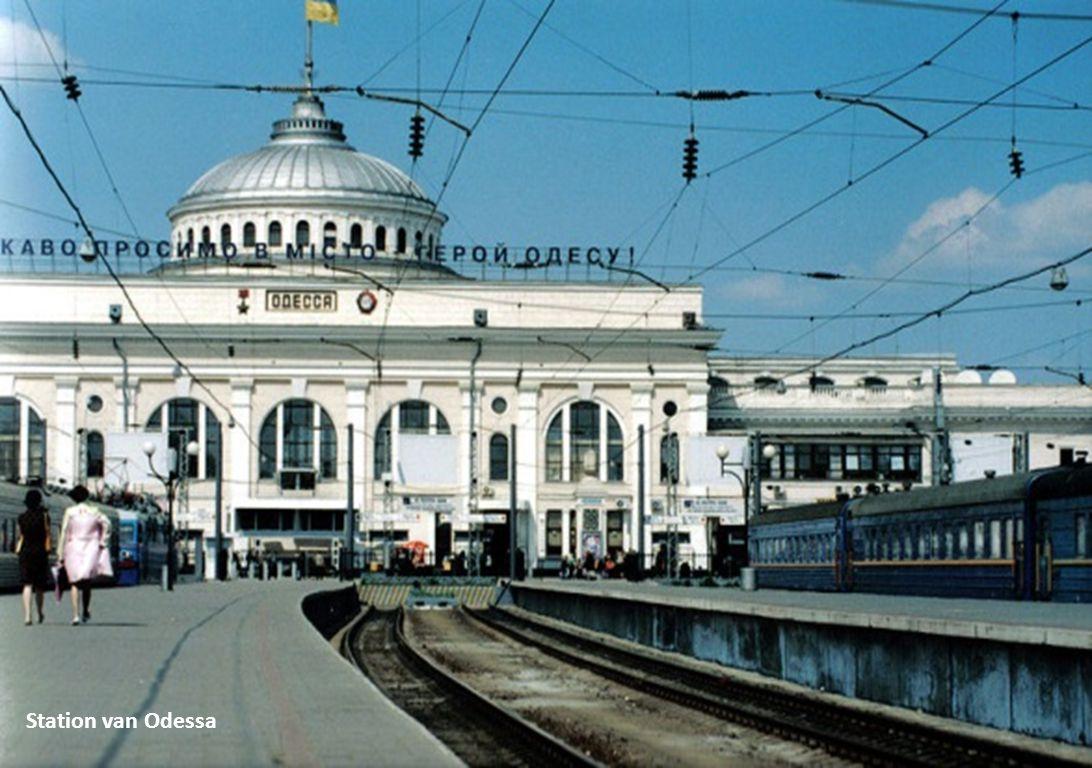 Potemkintrap in Odessa