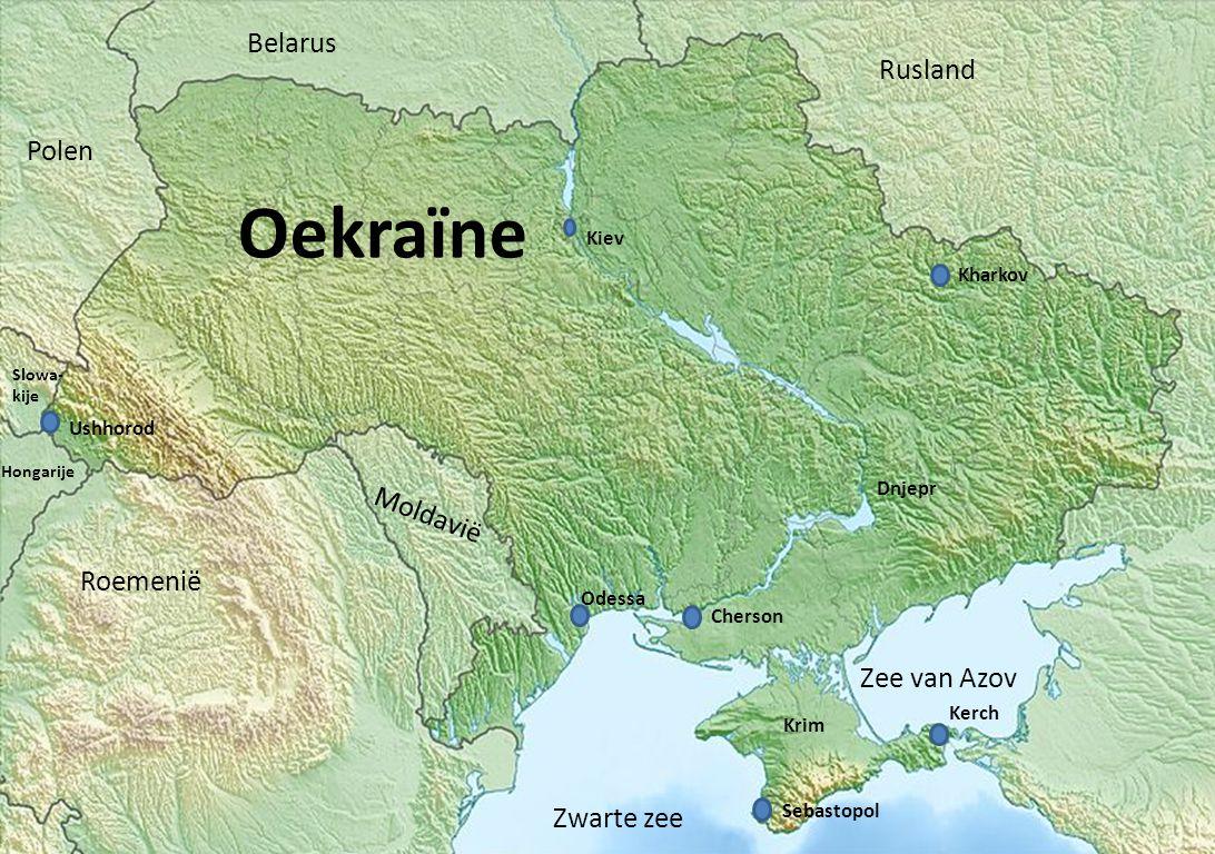 Véél meer dan deze plaatjes wist ik eigenlijk ook niet van Oekraïne Of toch … .