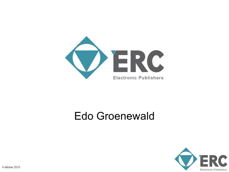 4 oktober 2010 Edo Groenewald