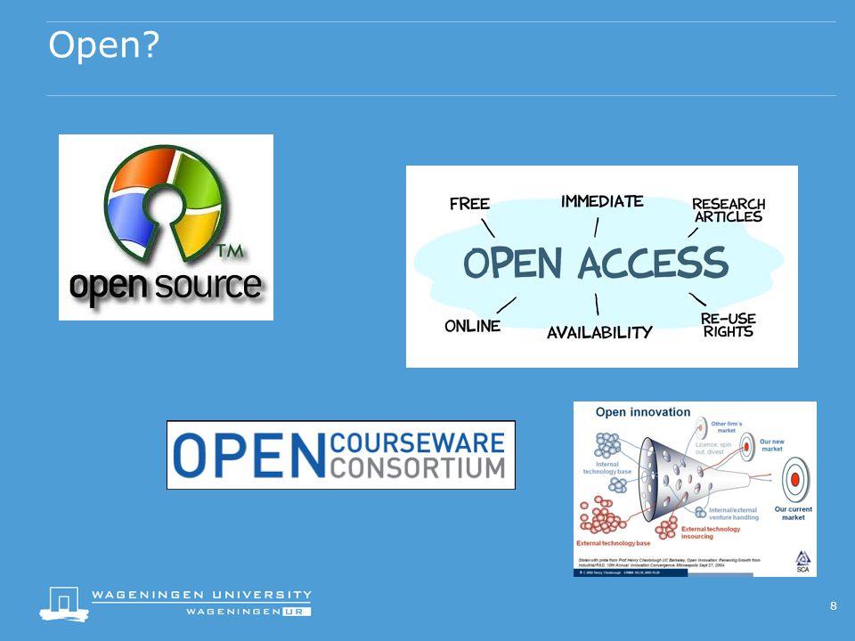 Open 8
