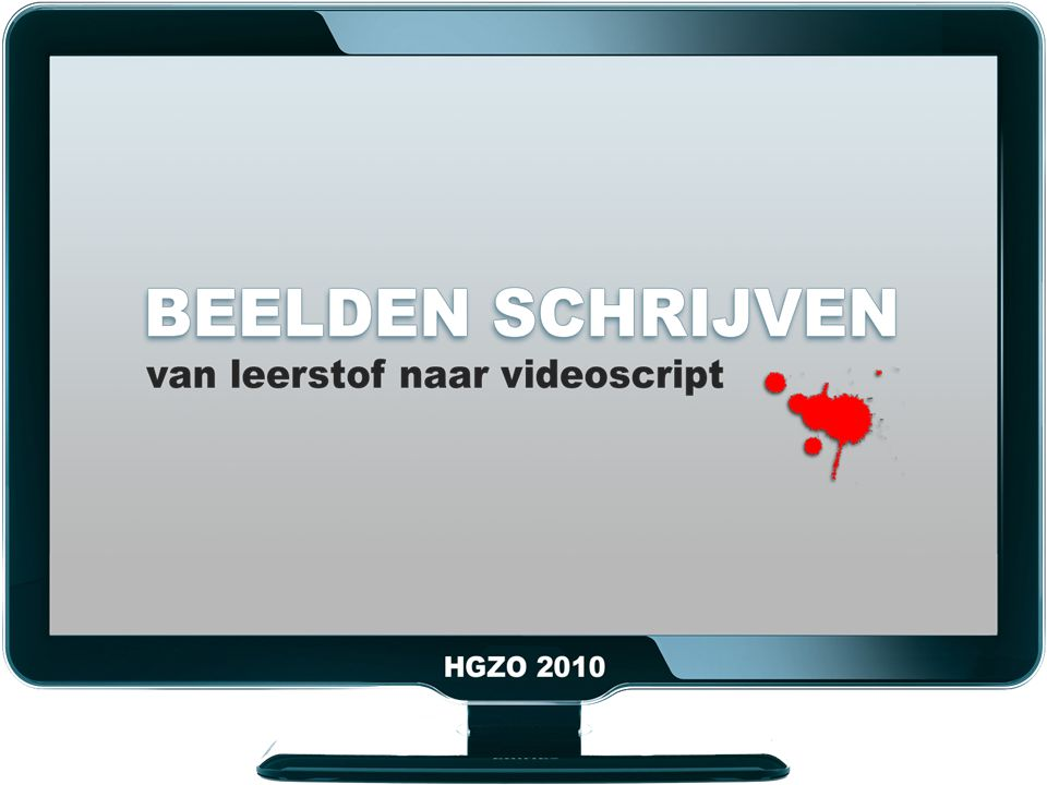 Videoscript sjabloon Sjabloon videoscript