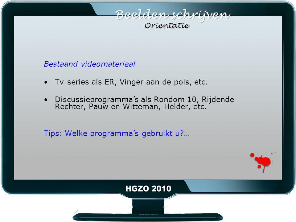 Videoscript schrijven (6 stappen) Voorbeelden Voorbeeld