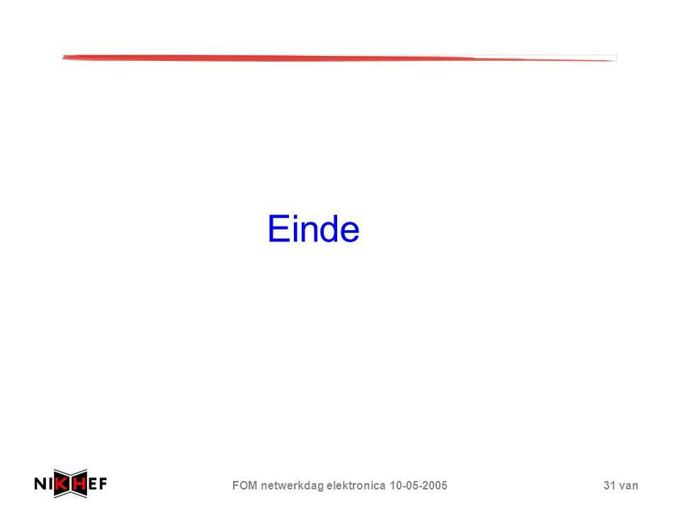 FOM netwerkdag elektronica 10-05-200531 van Einde