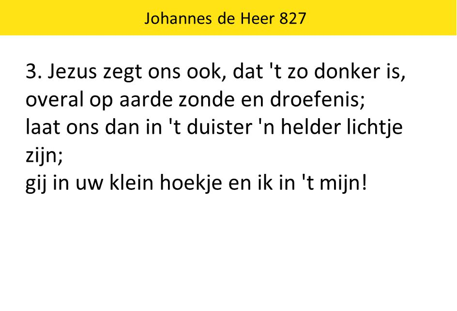 Johannes de Heer 827 3.