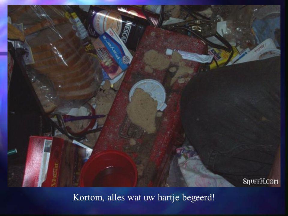 Voldoende opbergruimte voor al uw spulletjes.