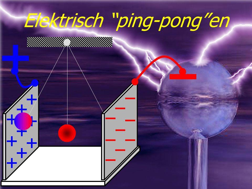 6 Elektrisch ping-pong en