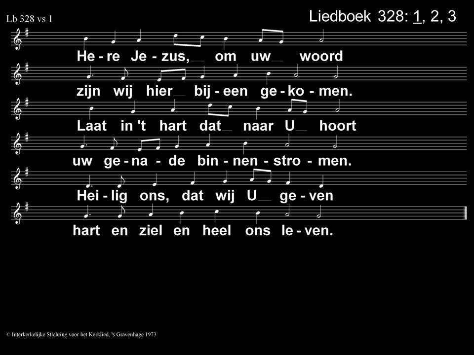 ... Gezang 25: 1a, 2a, 3b