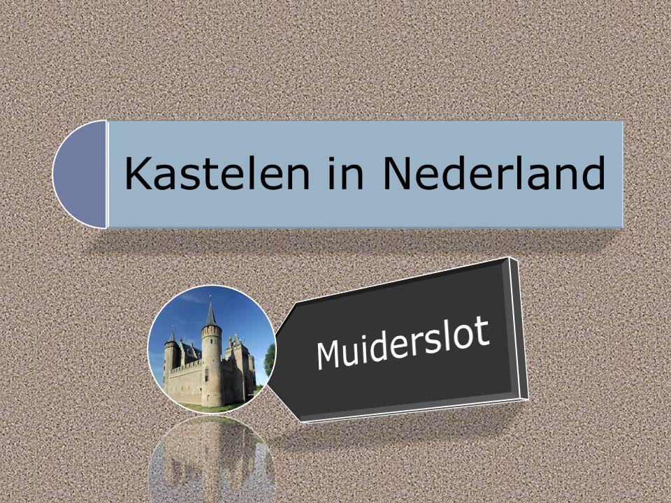 Muiderslot Ligging  Noord-Holland  Muiden Geschiedenis  Gebouwd rond 1280  Bewoond door P.C.