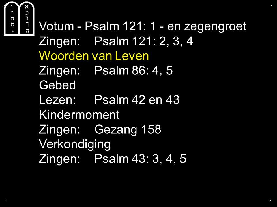 ... Liedboek 90: 2, 3