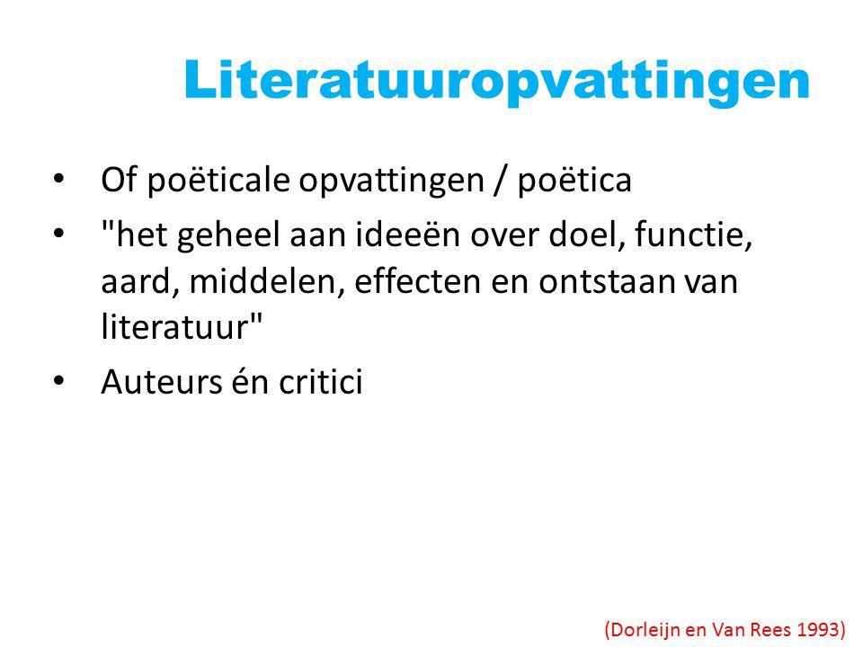 Intentionaliteit 1.Auteursintentie 2.Tekstintentie 3.Intentionaliteit ter discussie --- intentie van de lezer (Grüttemeier 1999: 6)