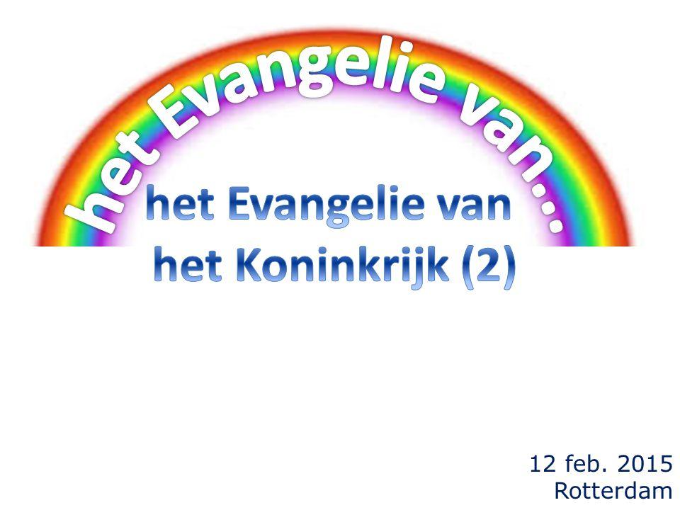 12 feb. 2015 Rotterdam