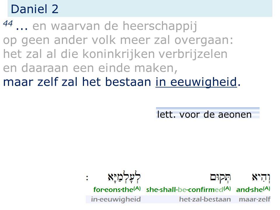 Daniel 2 44...