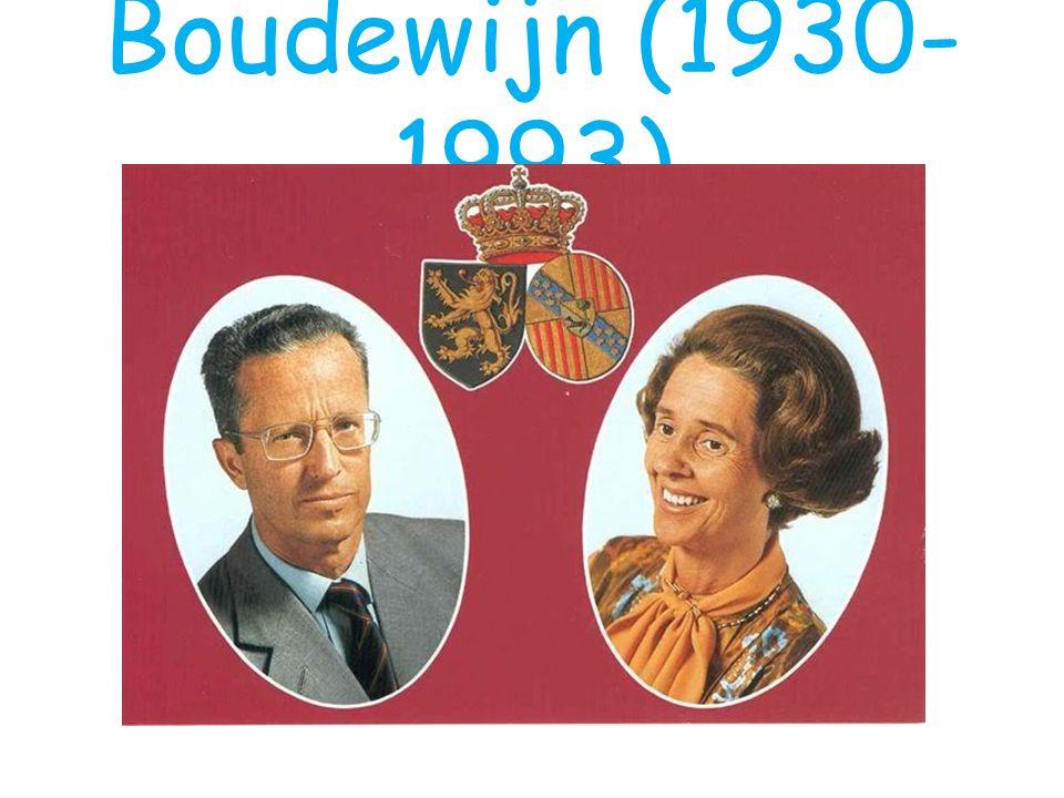 Boudewijn (1930- 1993)