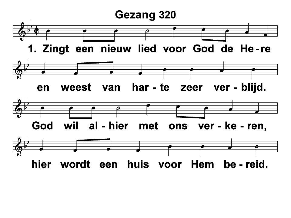 Gezang 320