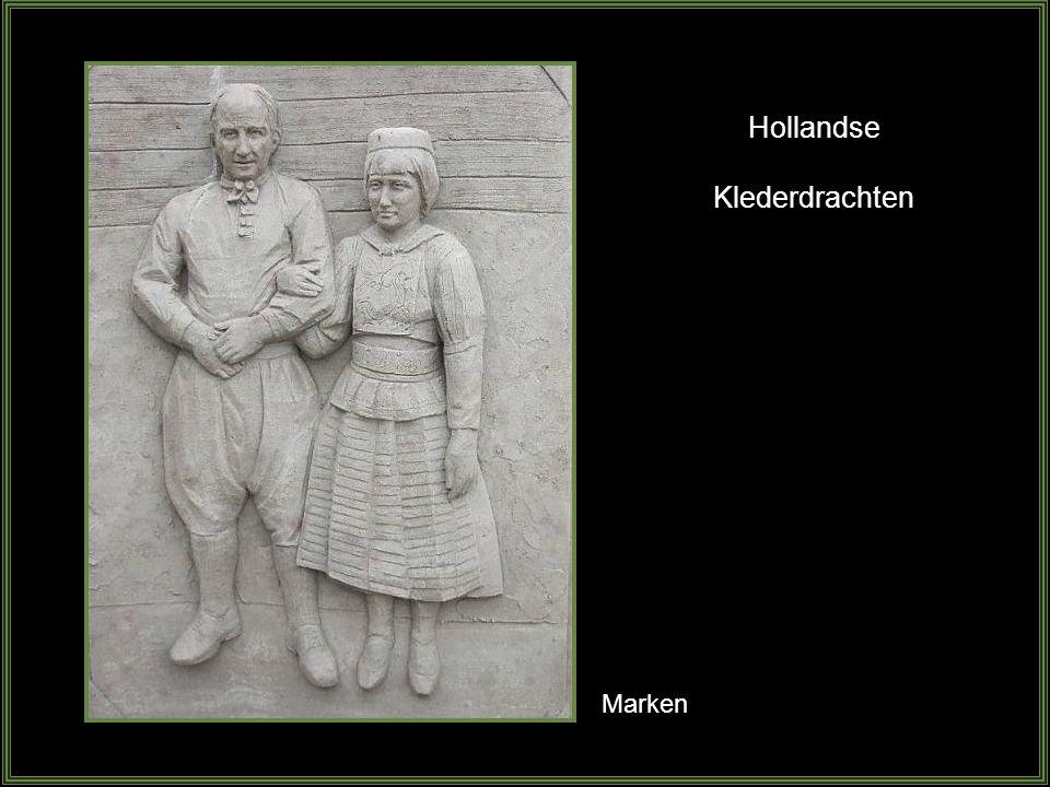 Marken Hollandse Klederdrachten