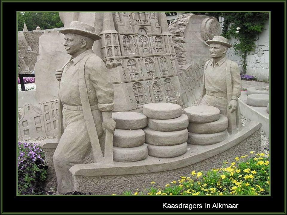Kaasdragers in Alkmaar