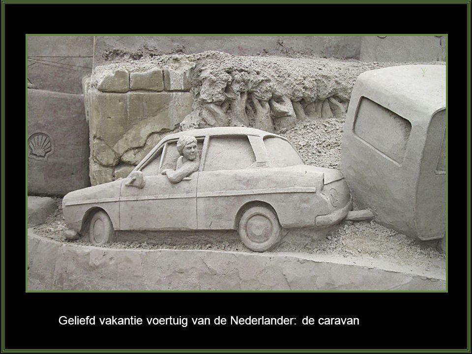 Geliefd vakantie voertuig van de Nederlander: de caravan