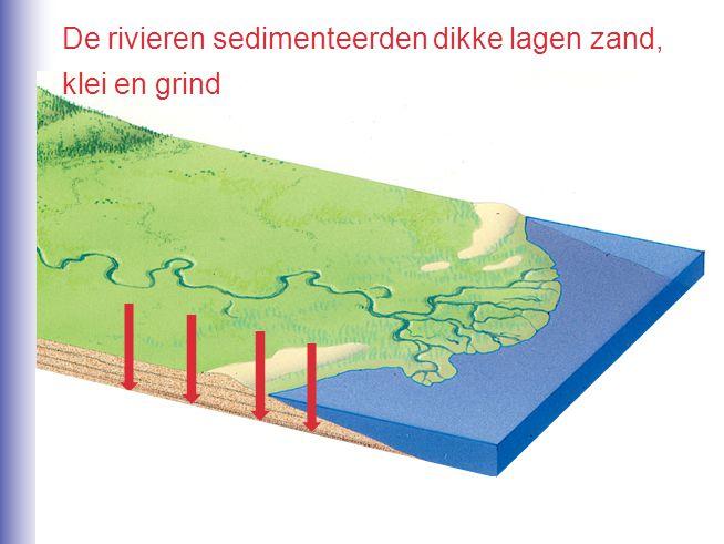 Hoog-Nederland een afwisselend landschap met bossen, akkers en heide