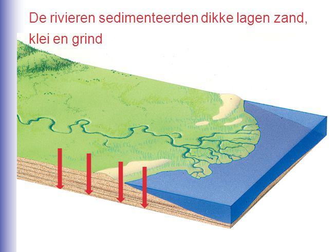 Laag-Nederland Laag-Nederland ontstaat