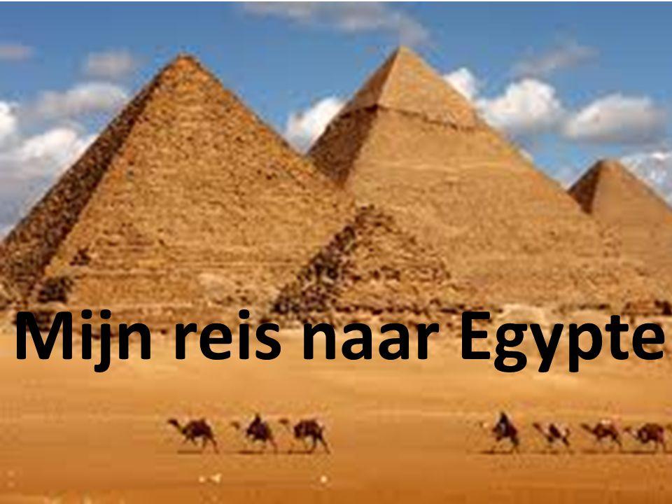 Helemaal alleen naar Egypte Mijn reis naar Egypte