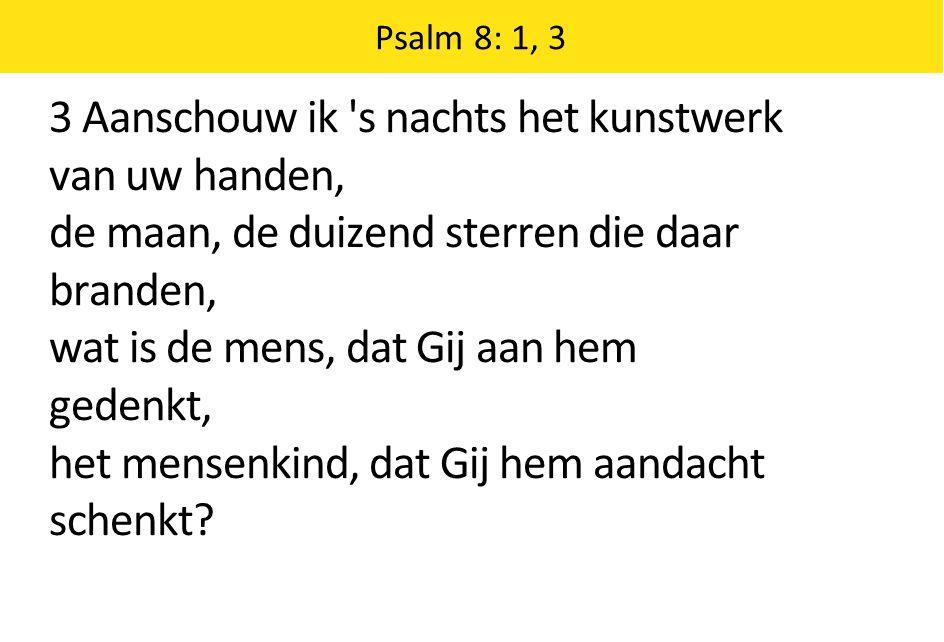 Psalm 34: 7,9 7 Wie God roept hoort Hij aan en Hij verlost wie is benard.