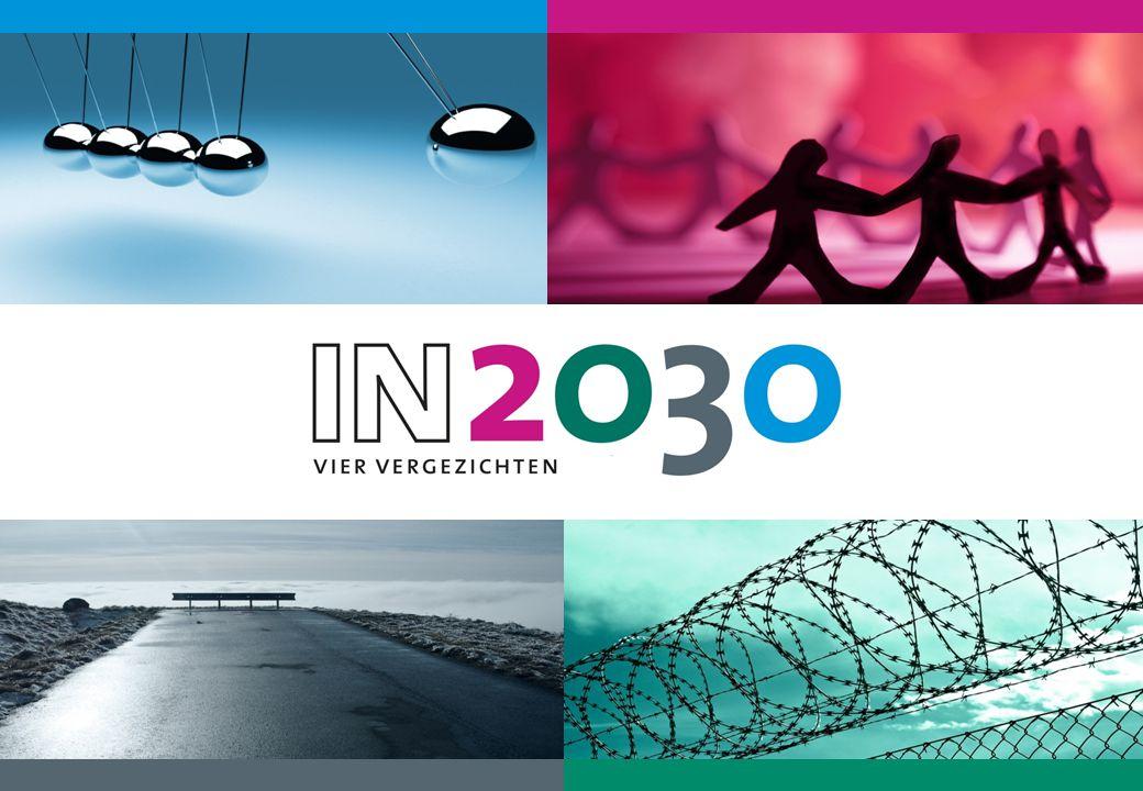 IN2030 Schokkend Samen Verenigde Staten van Europa Financieel liberalisme Werknemer is de nieuwe ondernemer Technologische doorbraken Duurzaamheid omdat het moet