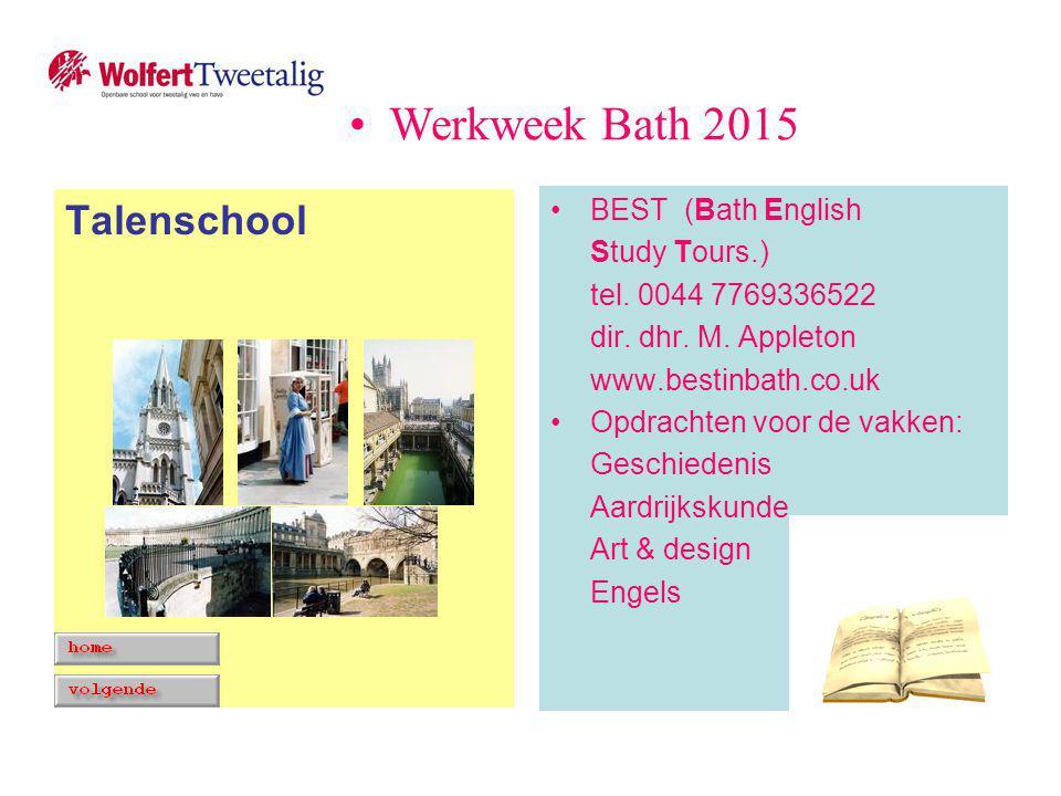 Excursies Oxford - Christ Church College - Tour Bath - Bath Abbey - Roman Baths Cheddar - Bezoek Gorge Glastonbury - Legends of King Arthur Bristol – ss Great Britain Werkweek Bath 2015