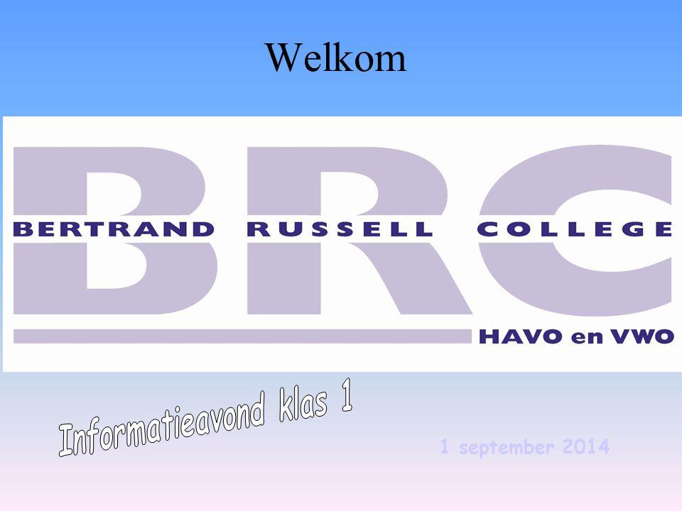 Wie is wie op het BRC.Dhr. J. Bos: rector Mevr. V.