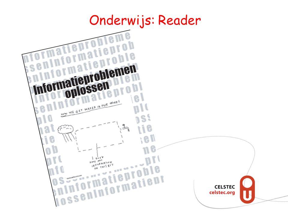 Onderwijs: Reader