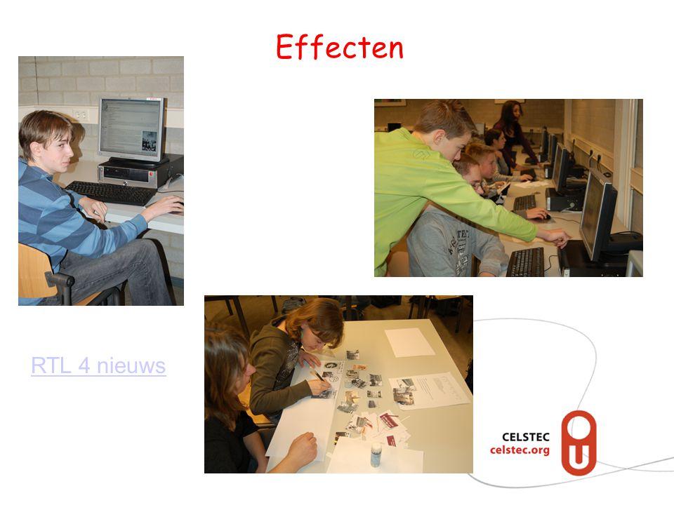 Effecten RTL 4 nieuws
