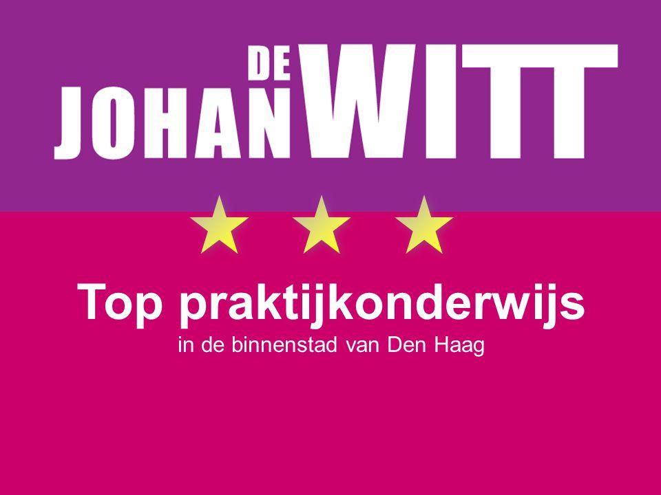 Top praktijkonderwijs in de binnenstad van Den Haag