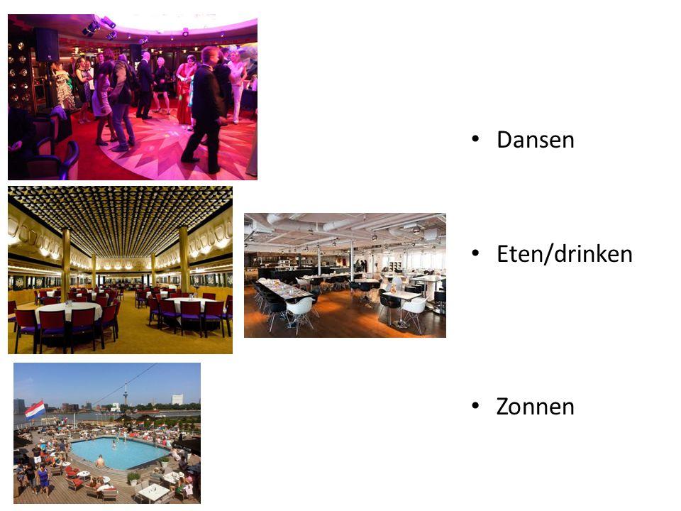 Dansen Eten/drinken Zonnen