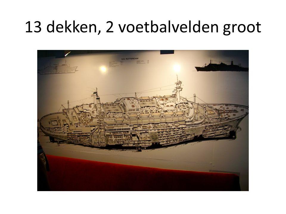 nu in Rotterdam ligt die stil kan niet meer varen Hotel boot.