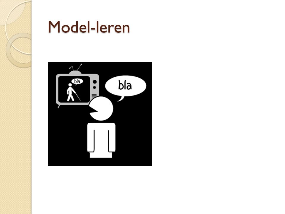 Behaviorisme YouTube video Model-leren Voorbeelden