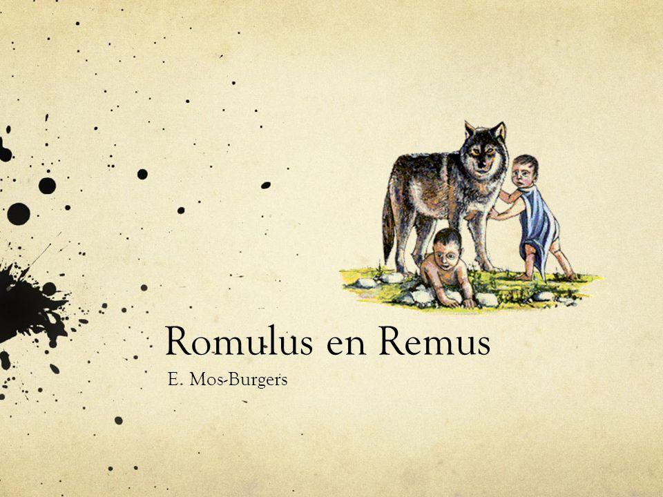 Romulus en Remus E. Mos-Burgers