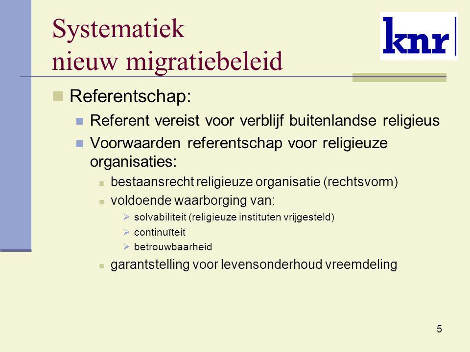Wettelijke regelingen nieuw migratiebeleid Vreemdelingenwet (wetsvoorstel ingediend september 2009) Wet arbeid vreemdelingen (wetsvoorstel indienen begin 2010) Wet inburgering buitenland (van kracht sinds 2006) Wet inburgering (van kracht sinds 2007) 6