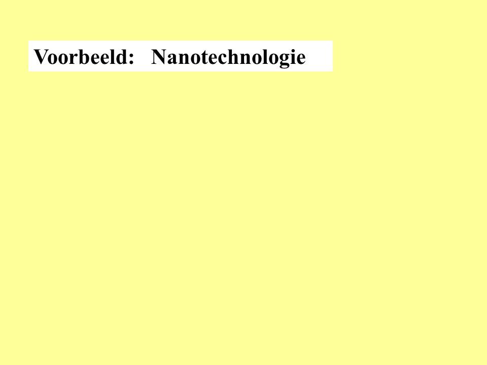 Vraag: Hoe maak je nano-apparaten.