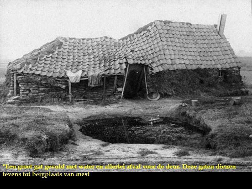 Interieur plaggenhut jaren twintig
