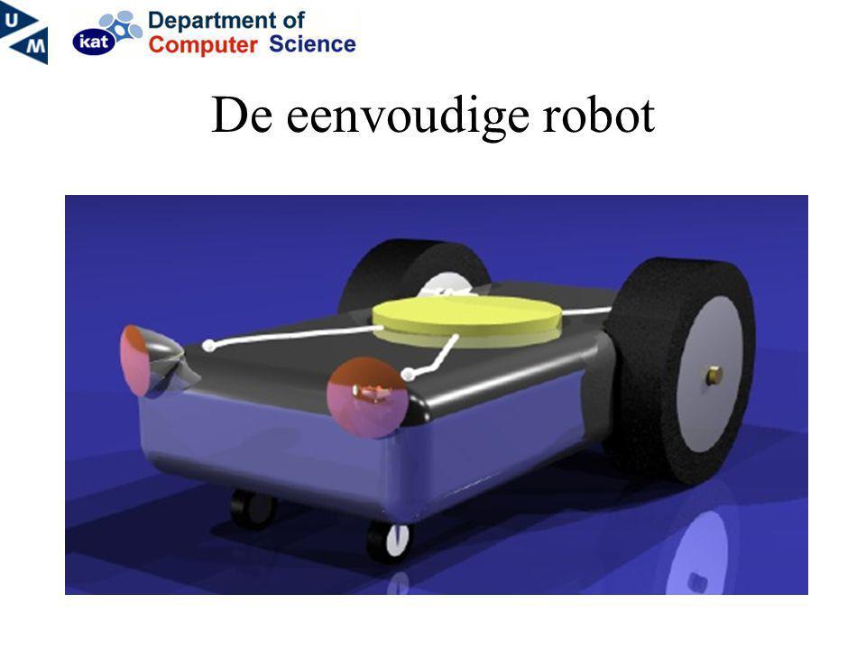 De eenvoudige robot