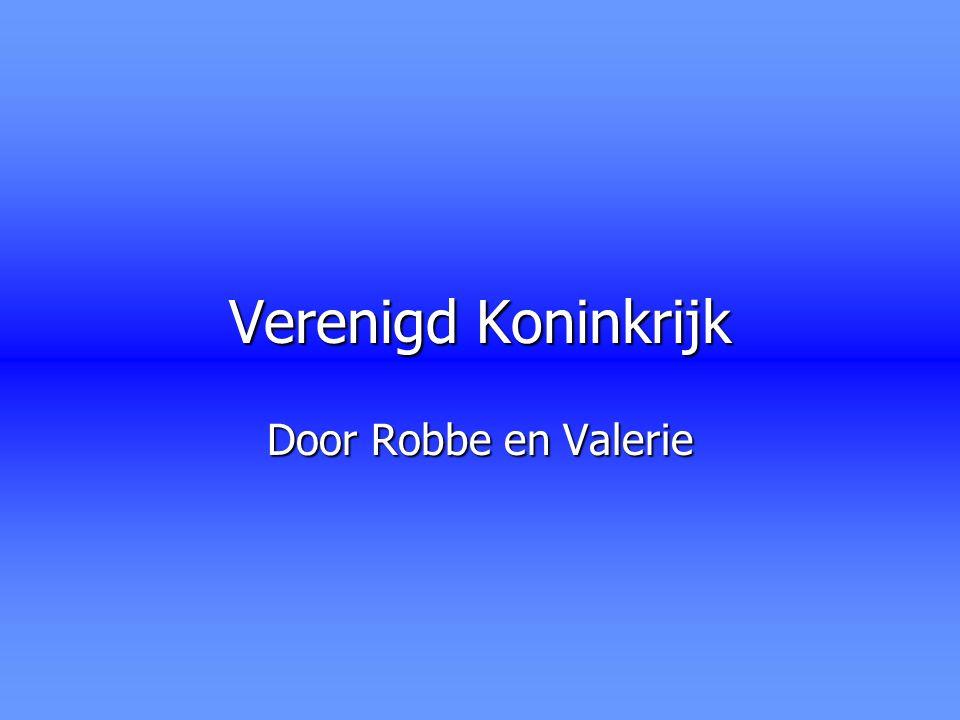Verenigd Koninkrijk Door Robbe en Valerie