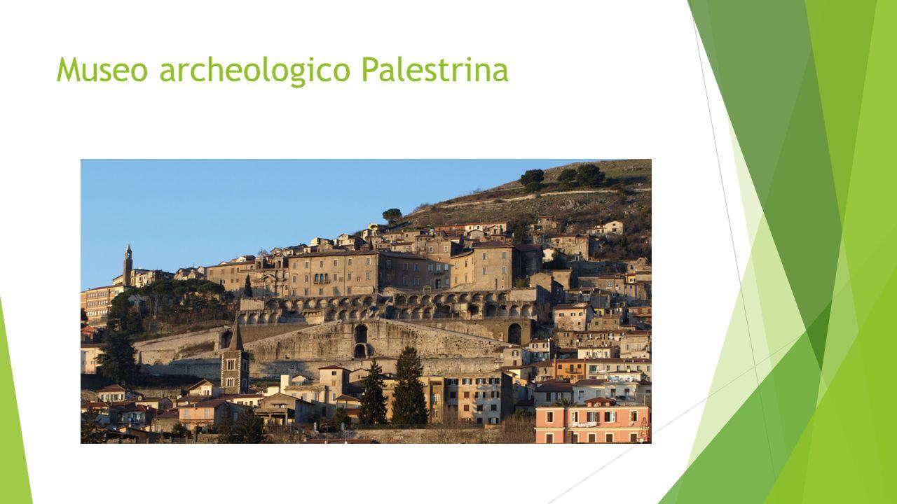 Museo archeologico Palestrina