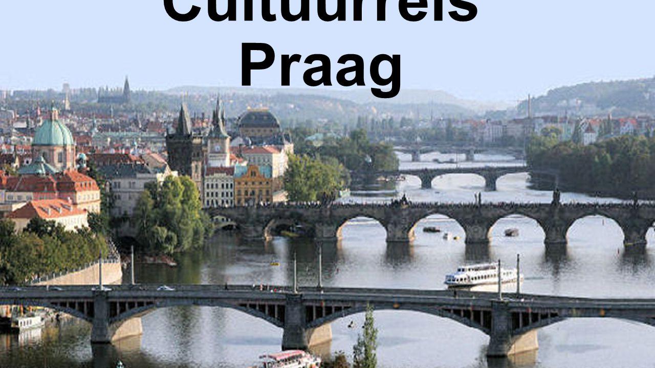 Cultuurreis Praag