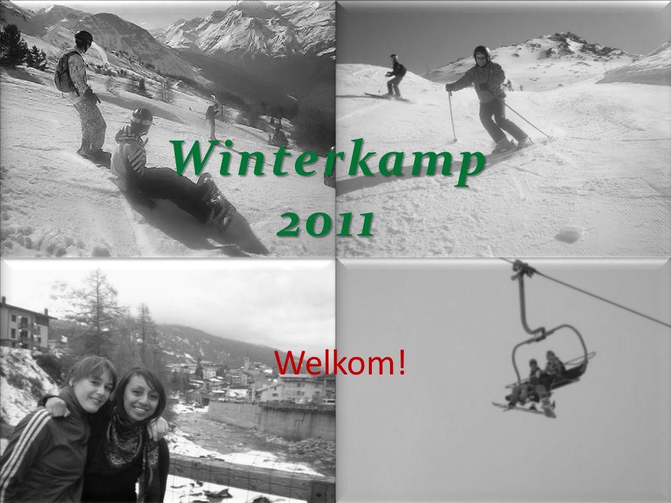 Winterkamp2011 Welkom!