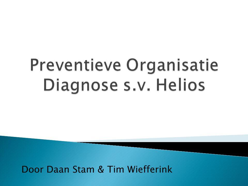 Door Daan Stam & Tim Wiefferink