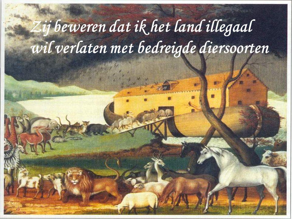 Om het nog erger te maken heeft Douane en Accijnzen alle bezittingen en beleggingen van de kerk aangeslagen