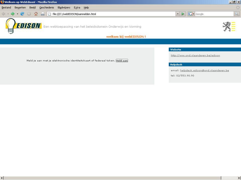 13 juni 2007 infosessie softwareleveranciers Beleidsdomein Onderwijs en Vorming13