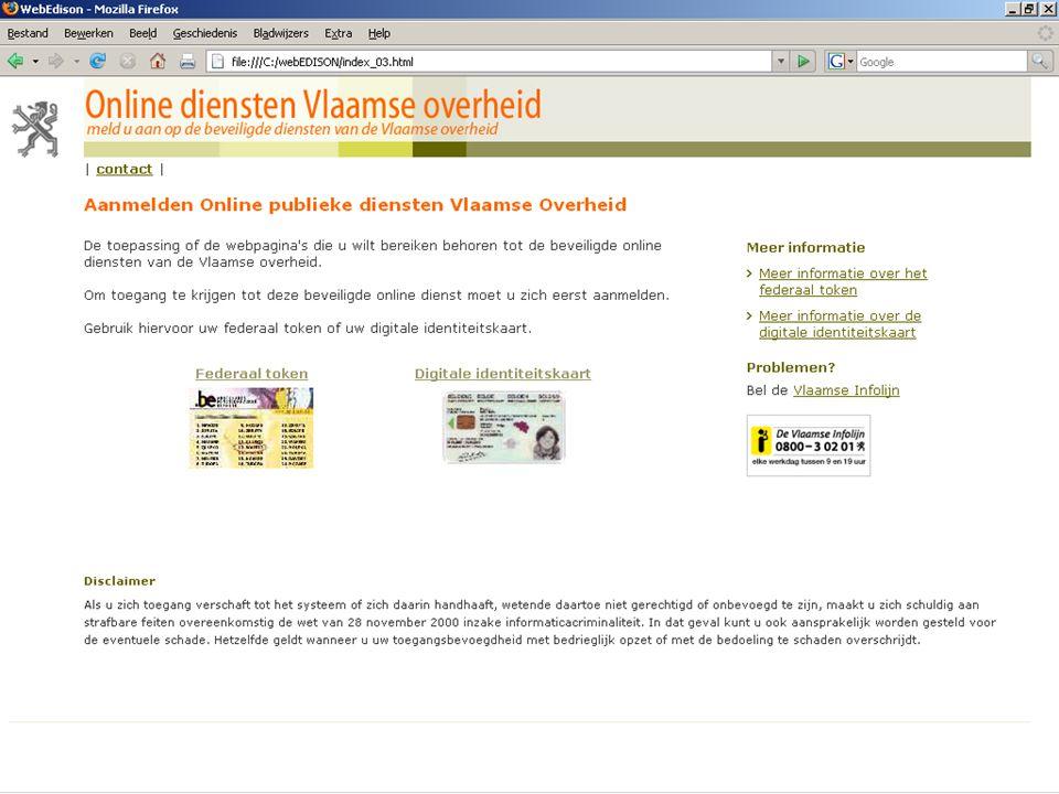 13 juni 2007 infosessie softwareleveranciers Beleidsdomein Onderwijs en Vorming14
