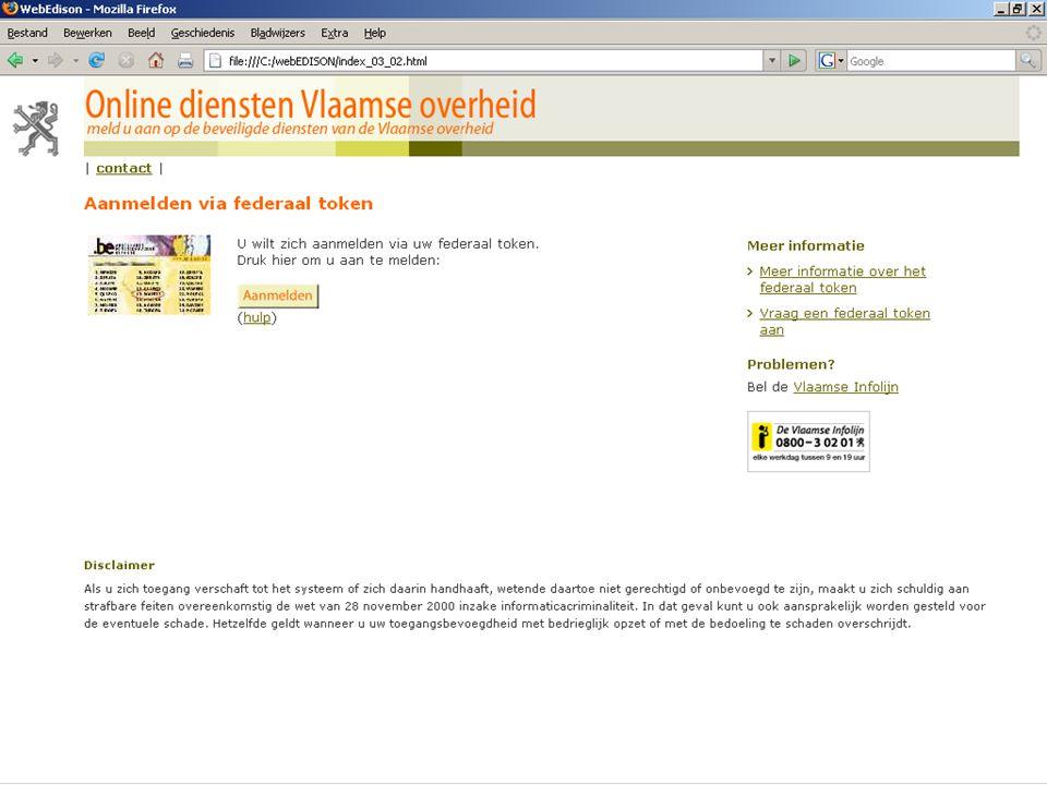 13 juni 2007 infosessie softwareleveranciers Beleidsdomein Onderwijs en Vorming15