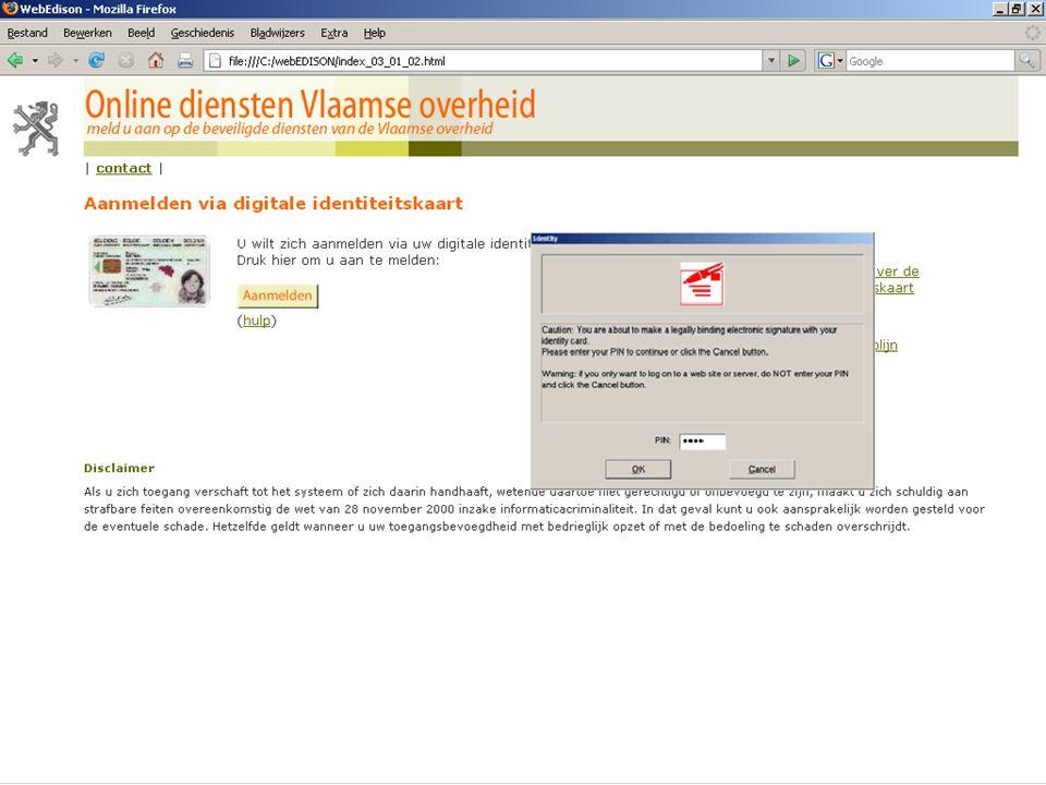 13 juni 2007 infosessie softwareleveranciers Beleidsdomein Onderwijs en Vorming20
